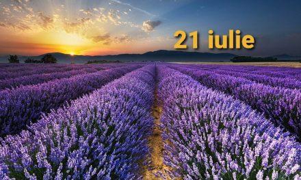 Istoria zilei – 21 Iulie