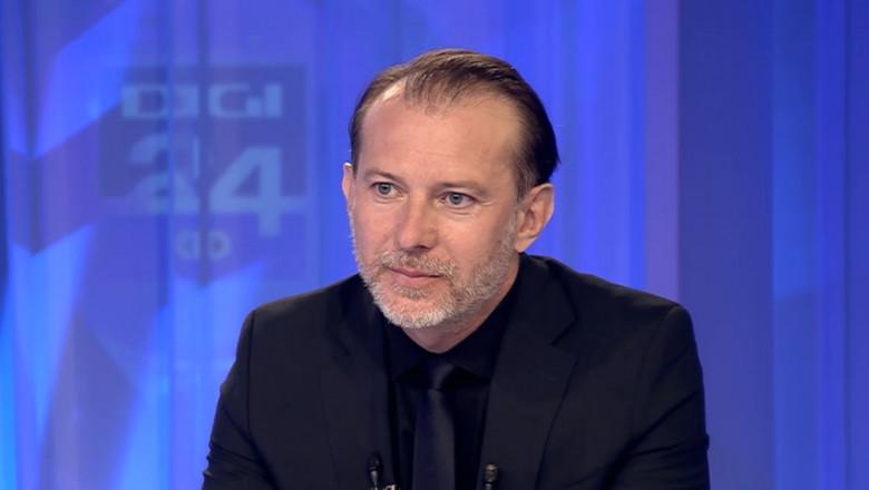 Optimismul, cam nejustificat, al premierului Florin Cîţu