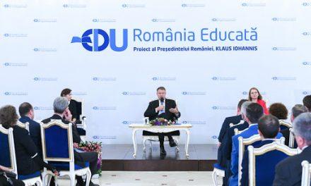 România Educată: Consultare largă, dar fără… opoziţie!