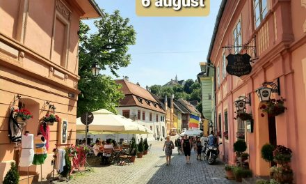 Istoria zilei – 6 August