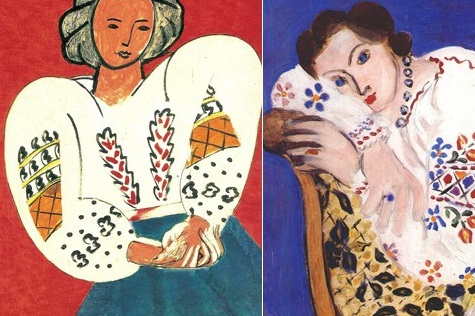 Henri Matisseși Iia românească