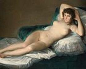 Pictorul care după ce a împlinit 50 de ani și a surzit a creat capodoperele sale.