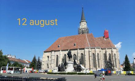 Istoria zilei – 12 August