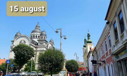Istoria zilei – 15 August