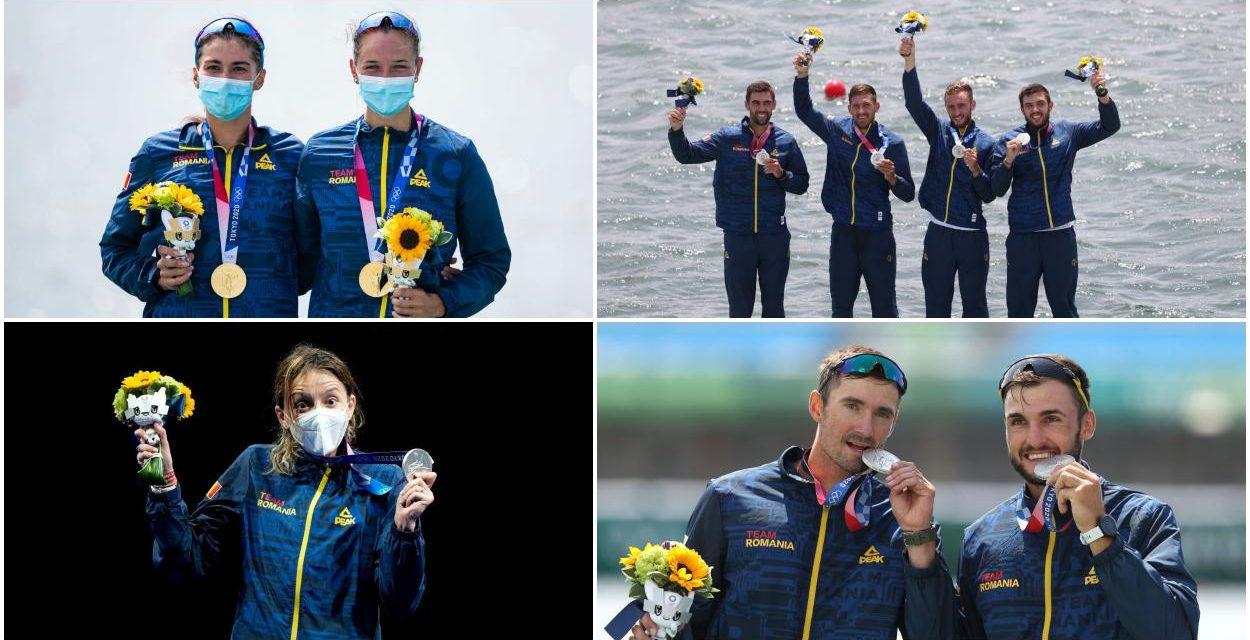 România locul 46 (!) la Jocurile Olimpice de la Tokyo