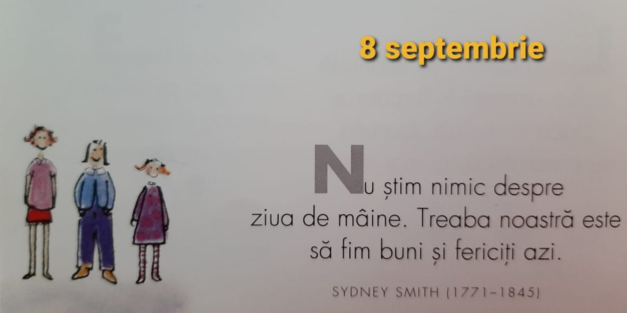 Istoria zilei – 8 Septembrie