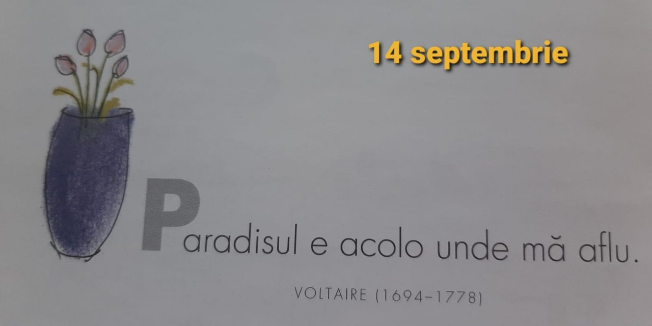 Istoria zilei – 14 Septembrie