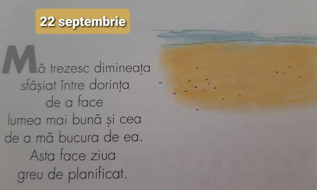 Istoria zilei – 22 Septembrie