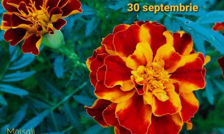 Istoria zilei – 30 Septembrie