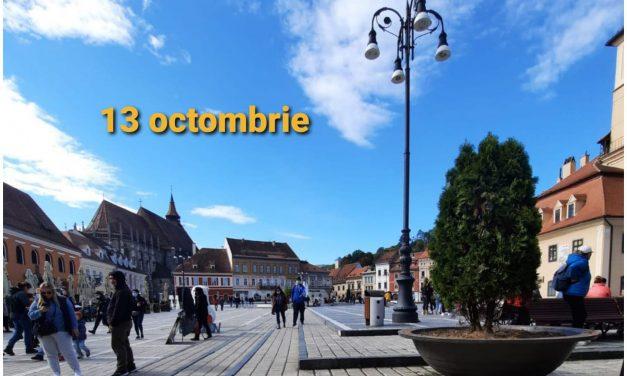 Istoria zilei  – 13 Octombrie