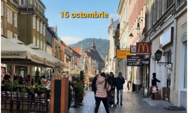 Istoria zilei – 15 Octombrie
